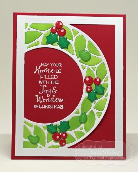 Jami wreath 1 (Medium)