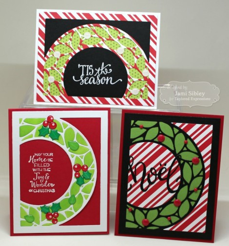 Jami wreath trio 1 Christmas (Medium)